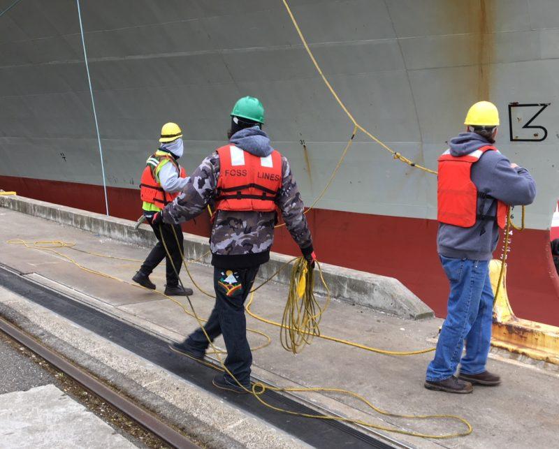 Foss Line Handling
